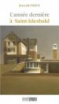 """Couverture du livre : """"L'année dernière à Saint-Idesbald"""""""