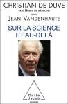 """Couverture du livre : """"Sur la science et au-delà"""""""