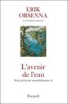 """Couverture du livre : """"L'avenir de l'eau"""""""