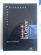 """Couverture du livre : """"Histoire de la Grèce"""""""