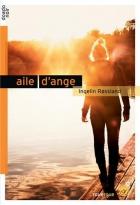"""Couverture du livre : """"Aile d'ange"""""""