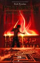 """Couverture du livre : """"La bataille du labyrinthe"""""""
