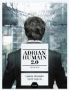 """Couverture du livre : """"Adrian Humain 2.0"""""""