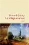 """Couverture du livre : """"Le village évanoui"""""""