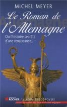 """Couverture du livre : """"Le roman de l'Allemagne"""""""