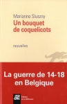 """Couverture du livre : """"Un bouquet de coquelicots"""""""
