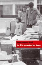 """Couverture du livre : """"Le fil à recoudre les âmes"""""""