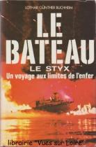 """Couverture du livre : """"Le bateau"""""""