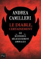 """Couverture du livre : """"Le diable, certainement"""""""