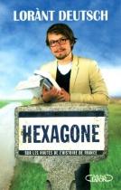 """Couverture du livre : """"Hexagone"""""""
