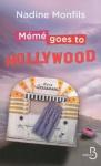"""Couverture du livre : """"Mémé goes to Hollywood"""""""