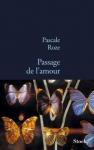 """Couverture du livre : """"Passage de l'amour"""""""