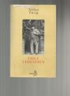"""Couverture du livre : """"Emile Verhaeren"""""""