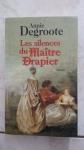 """Couverture du livre : """"Les silences du Maître Drapier"""""""
