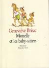 """Couverture du livre : """"Monelle et les baby-sitters"""""""
