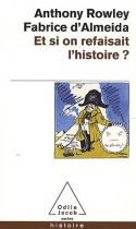 """Couverture du livre : """"Et si on refaisait l'histoire ?"""""""