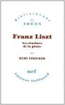 """Couverture du livre : """"Franz Liszt"""""""