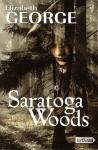 """Couverture du livre : """"Saratoga woods"""""""