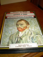 """Couverture du livre : """"Lettres à Théo"""""""