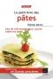 """Couverture du livre : """"Le petit livre des pâtes"""""""
