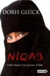 """Couverture du livre : """"Niqab"""""""