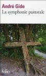 """Couverture du livre : """"La symphonie pastorale"""""""