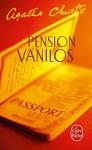 """Couverture du livre : """"Pension Vanilos"""""""