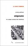 """Couverture du livre : """"Stigmate"""""""
