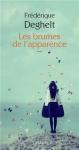 """Couverture du livre : """"Les brumes de l'apparence"""""""