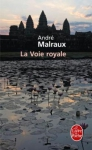"""Couverture du livre : """"La voie royale"""""""