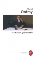 """Couverture du livre : """"La raison gourmande"""""""