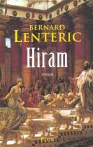 """Couverture du livre : """"Hiram, le bâtisseur de Dieu"""""""