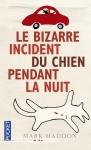 """Couverture du livre : """"Le bizarre incident du chien pendant la nuit"""""""