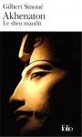 """Couverture du livre : """"Akhenaton"""""""