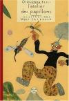 """Couverture du livre : """"L'atelier des papillons"""""""