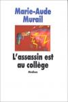 """Couverture du livre : """"L'assassin est au collège"""""""