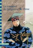 """Couverture du livre : """"Le rossignol de l'Empereur de Chine"""""""