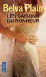 """Couverture du livre : """"Les saisons du bonheur"""""""