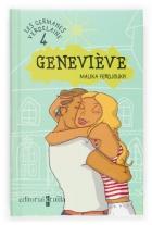 """Couverture du livre : """"Geneviève"""""""