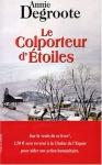 """Couverture du livre : """"Le secret du colporteur"""""""