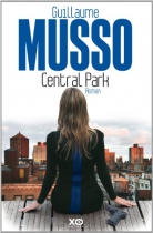"""Couverture du livre : """"Central Park"""""""