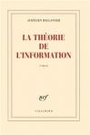 """Couverture du livre : """"La théorie de l'information"""""""