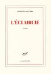 """Couverture du livre : """"L'éclaircie"""""""