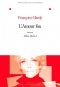 """Couverture du livre : """"L'amour fou"""""""