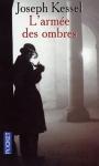 """Couverture du livre : """"L'armée des ombres"""""""