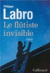 """Couverture du livre : """"Le flûtiste invisible"""""""