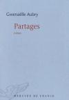 """Couverture du livre : """"Partages"""""""