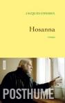 """Couverture du livre : """"Hosanna"""""""