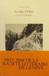 """Couverture du livre : """"Le don d'Elise"""""""