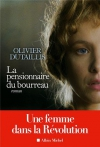 """Couverture du livre : """"La pensionnaire du bourreau"""""""